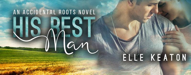 BOOK TOUR: His Best Man by Elle Keaton