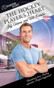 Buy The Hockey Player's Heart on Amazon