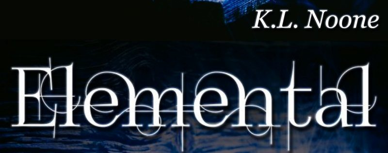 BOOK TOUR: Elemental by K.L. Noone