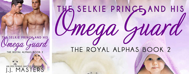 The Selkie Prince & His Omega Guard by J.J. Masters