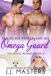 Get The Selkie Prince & His Omega Guard by J.J. Masters on Amazon & Kindle Unlimited