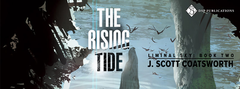 BOOK TOUR: The Rising Tide by J. Scott Coatsworth
