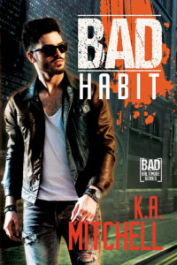 Buy Bad Habit by K.A. Mitchell on Amazon