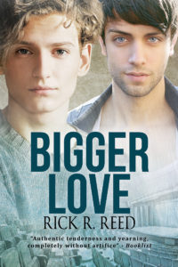 Buy Bigger Love by Rick R. Reed on Amazon