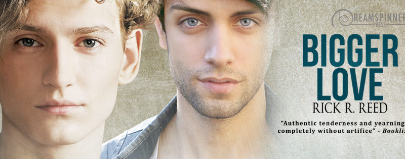 NEW RELEASE REVIEW: Bigger Love by Rick R. Reed