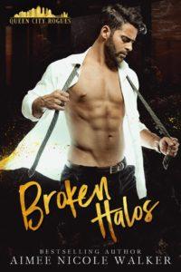 Get Broken Halos by Aimee Nicole Walker on Amazon & Kindle Unlimited