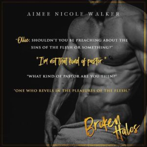 Broken Halos by Aimee Nicole Walker