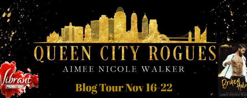 NEW RELEASE REVIEW: Broken Halos by Aimee Nicole Walker