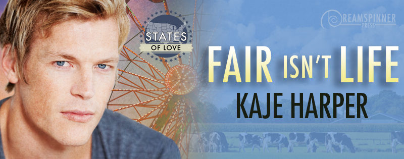 NEW RELEASE REVIEW: Fair Isn't Life by Kaje Harper