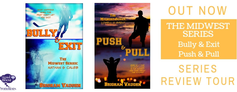 DUELING REVIEWS: The Midwest Series by Brigham Vaughn
