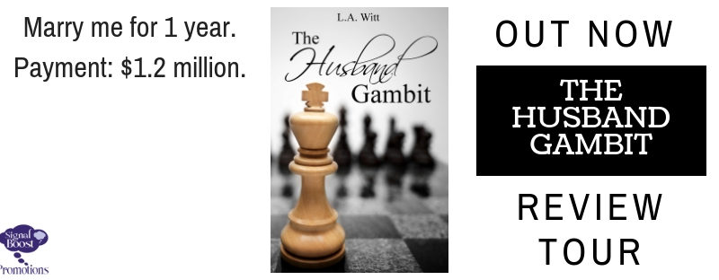 DUELING REVIEWS: The Husband Gambit by L.A. Witt
