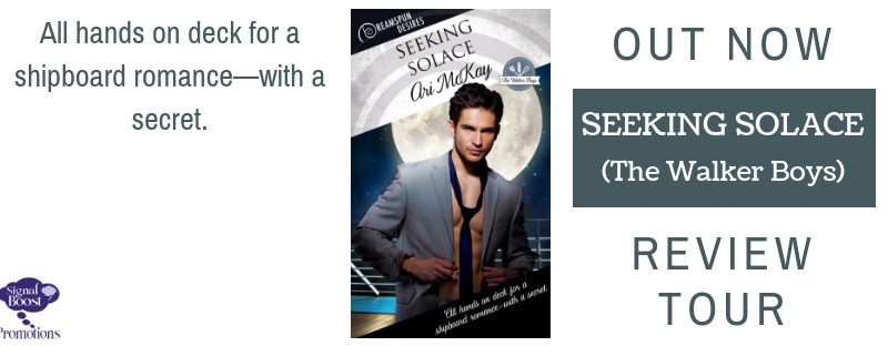 NEW RELEASE REVIEW: Seeking Solace by Ari McKay