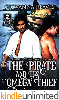 The Pirate and His Omega Thief by Giovanna Reaves