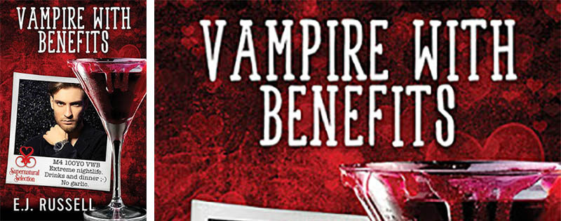 MENAGE-A-REVIEW: Vampire With Benefits by EJ Russell