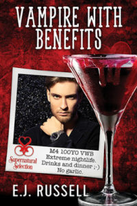 Buy Vampire With Benefits by EJ Russell on Amazon