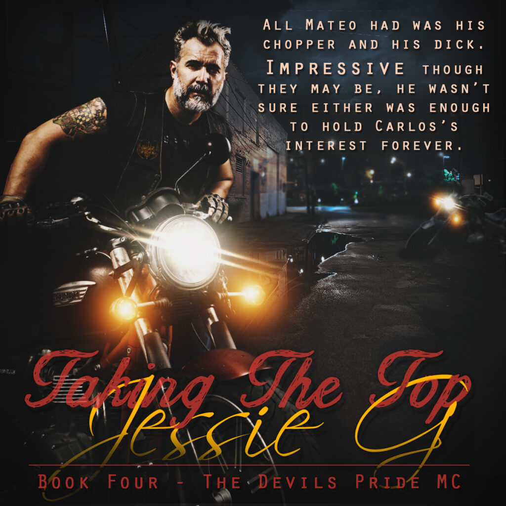 Taking the Top by Jessie G | Devils Pride MC Series #4