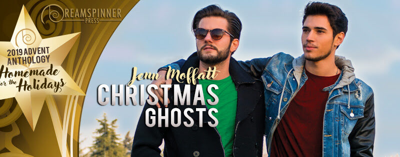 Xanthe's Review: Christmas Ghosts by Jenn Moffatt