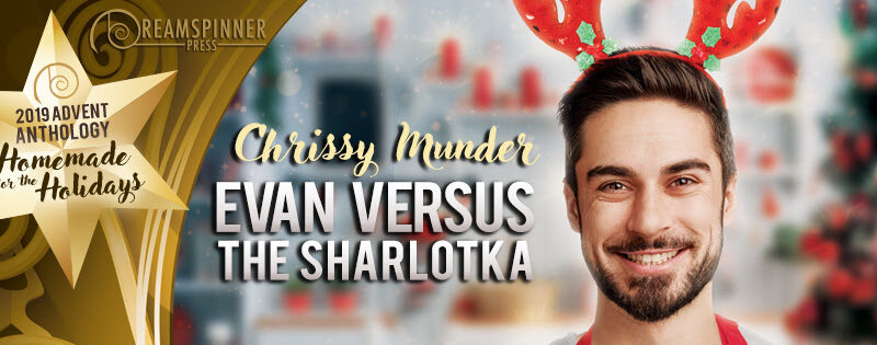 Xanthe's Review: Evan Versus the Sharlotka by Chrissy Munder
