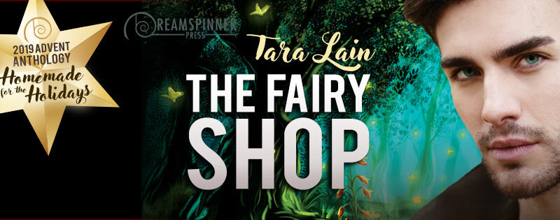 Xanthe's Review: The Fairy Shop by Tara Lain