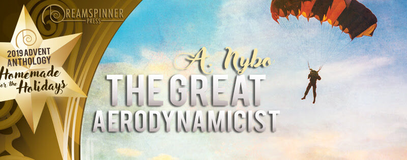 Xanthe's Review: The Great Aerodynamicist by A. Nybo