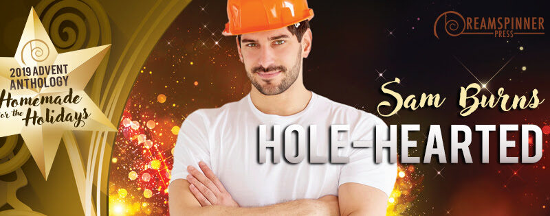 Xanthe's Review: Hole-Hearted by Sam Burns
