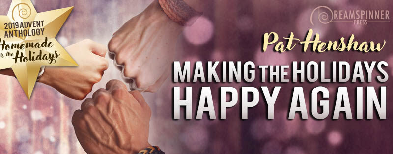 NEW RELEASE REVIEW: Making the Holidays Happy Again by Pat Henshaw