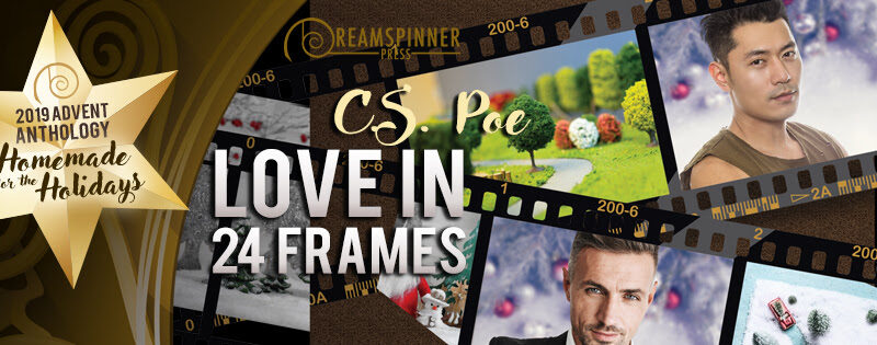 Xanthe's Review: Love in 24 Frames by C.S. Poe