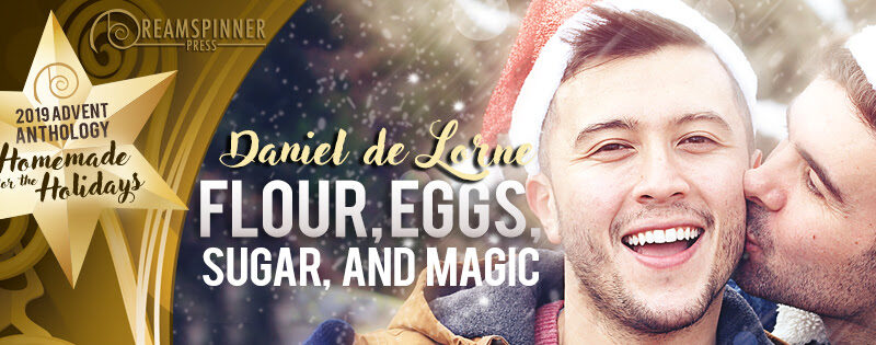 Xanthe's Review: Flour, Eggs, Sugar, and Magic By Daniel de Lorne on Amazon