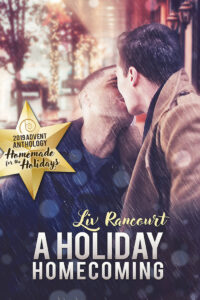 Xanthe's Review: A Holiday Homecoming by Liv Rancourt