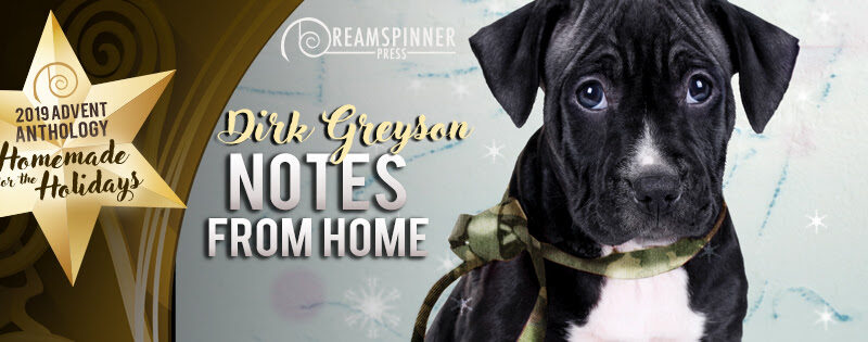 Xanthe's Review: Notes from Home by Dirk Greyson