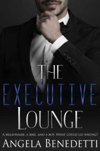 The Executive Lounge by Angela Benedetti