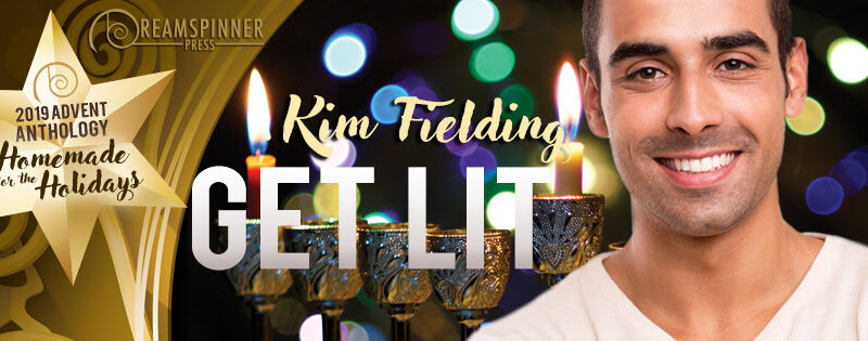 Xanthe's Review: Get Lit by Kim Fielding
