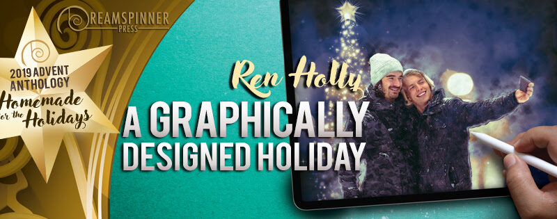 Xanthe's Review: A Graphically Designed Holiday by Ren Holly