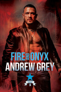 Xanthe's Review: Fire and Onyx by Andrew Grey