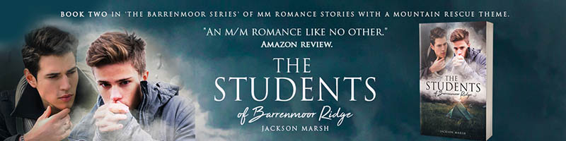 NEW RELEASE REVIEW: The Students of Barrenmoor Ridge