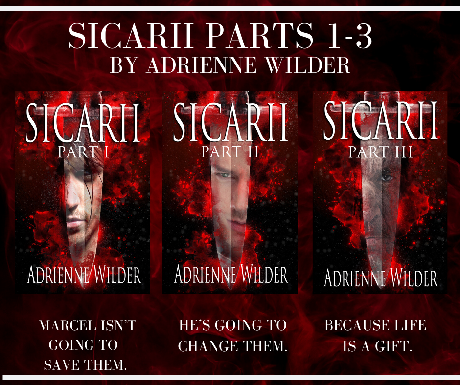 Sicarii by Adrienne Wilder