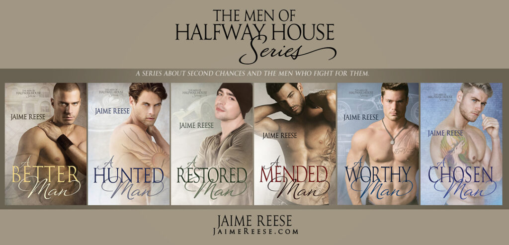 The Men Of Halfway House Series
