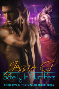 Safety in Numbers by Jessie G | Sizzling Miami 5